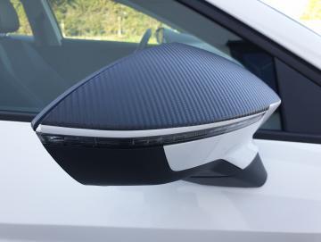 Außenspiegel Folien SEAT LEON 5F/CARBON