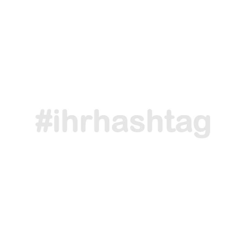 Hashtag Aufkleber